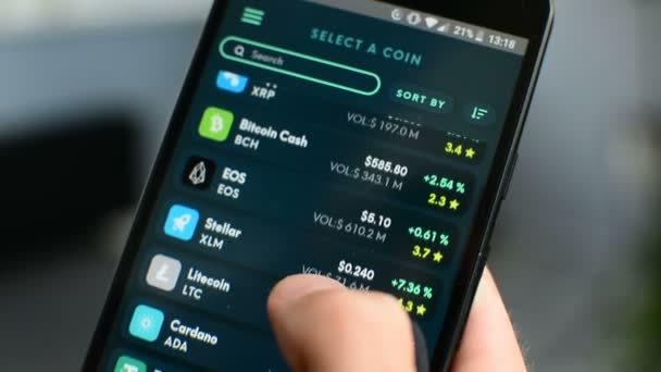 mobile wallet for cryptocurrency