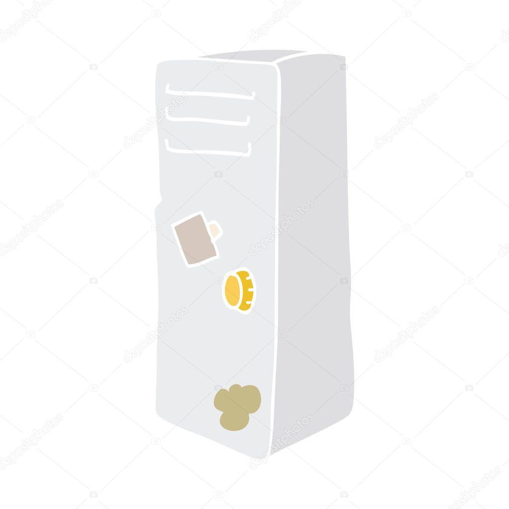Flat Color Style Cartoon Locker Premium Vector In Adobe Illustrator Ai Ai Format Encapsulated Postscript Eps Eps Format