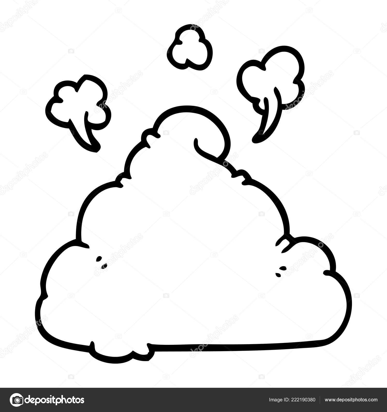 Dessin Ligne Caca Dessin Anime Image Vectorielle Lineartestpilot C 222190380
