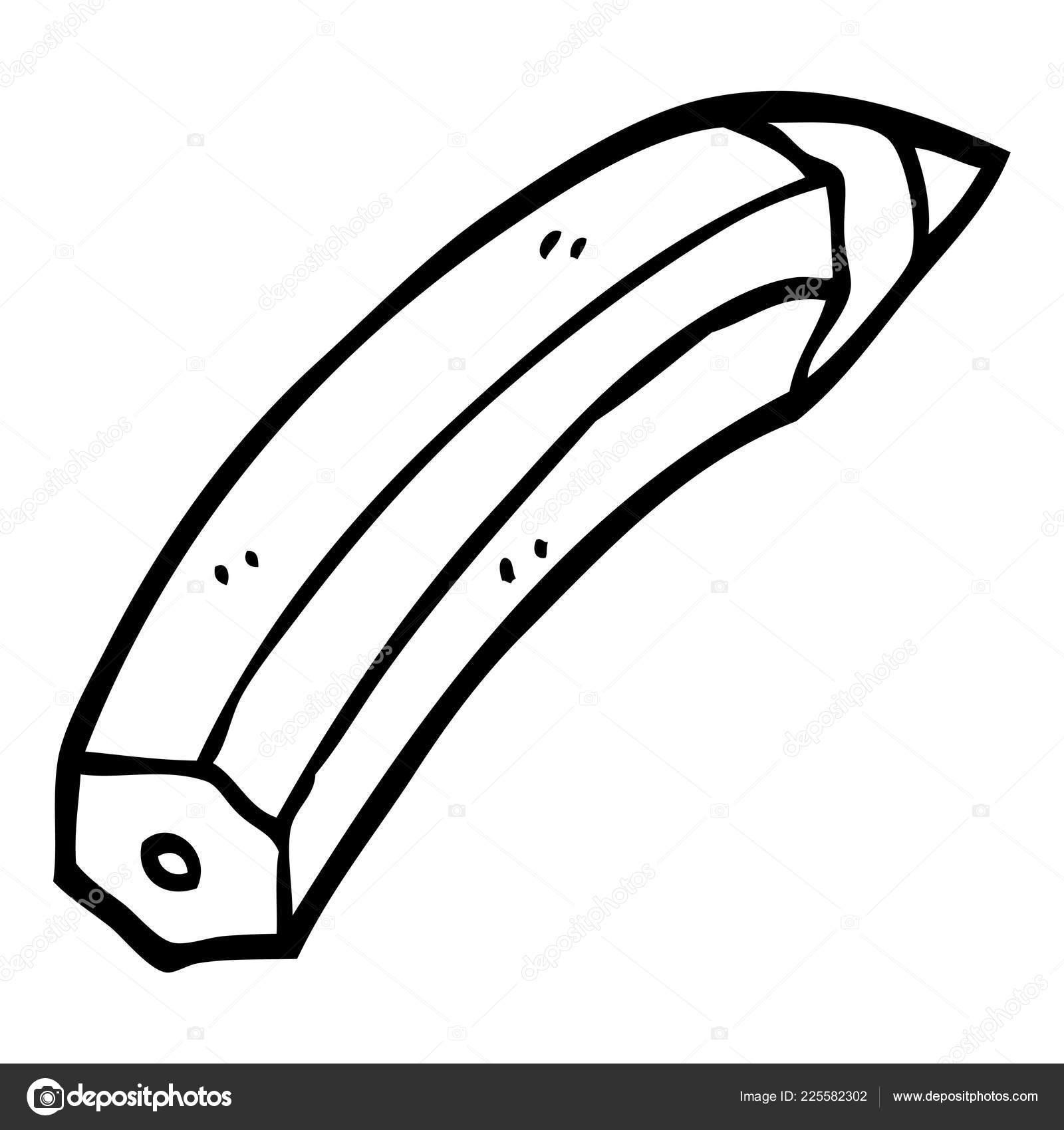 Cartone Animato Disegno Matita Colorata Vettoriali Stock
