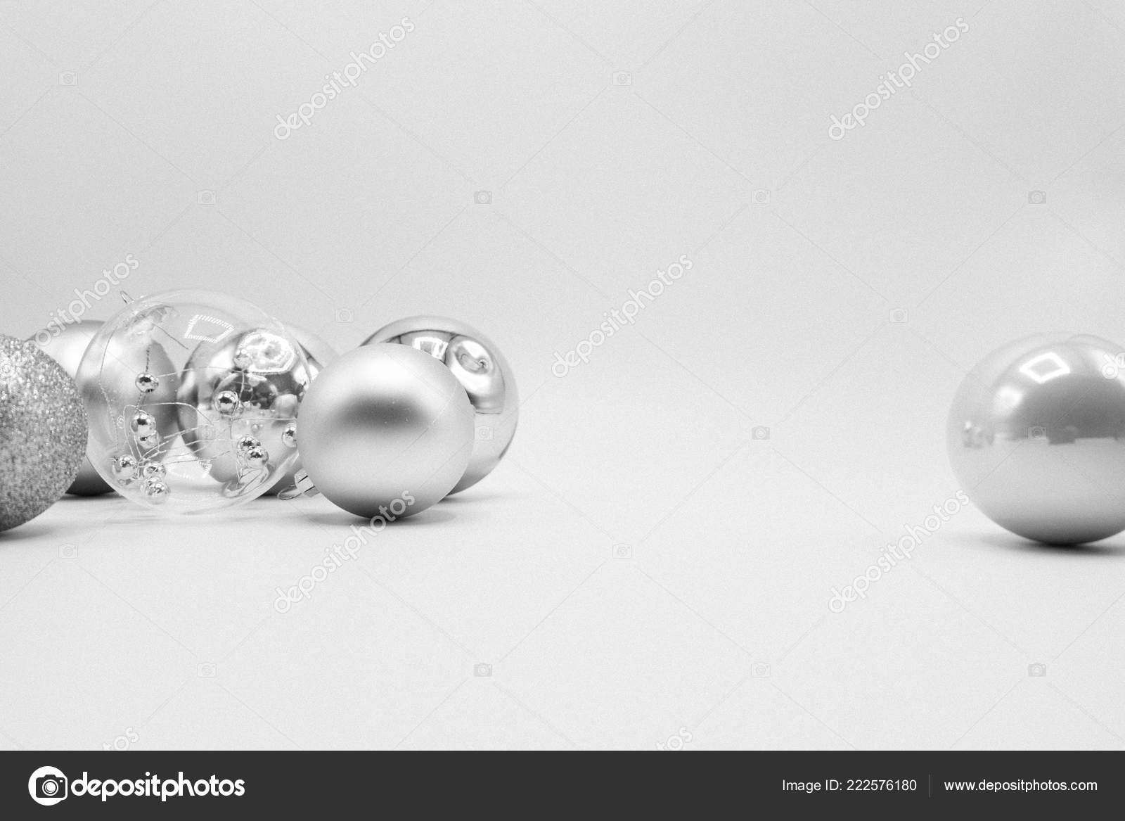 depositphotos 222576180 stock photo monochrome elegant christmas wallpaper background