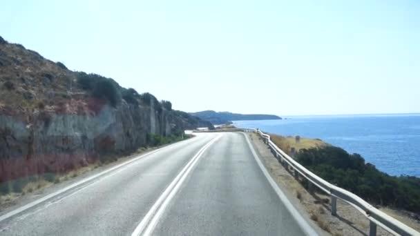 pobřeží silnice pro ř