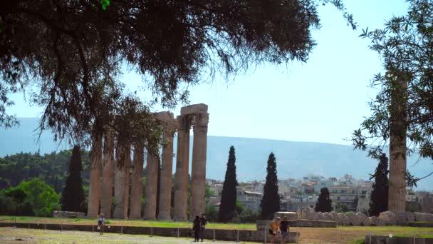 az ókori görög Zeusz-templom