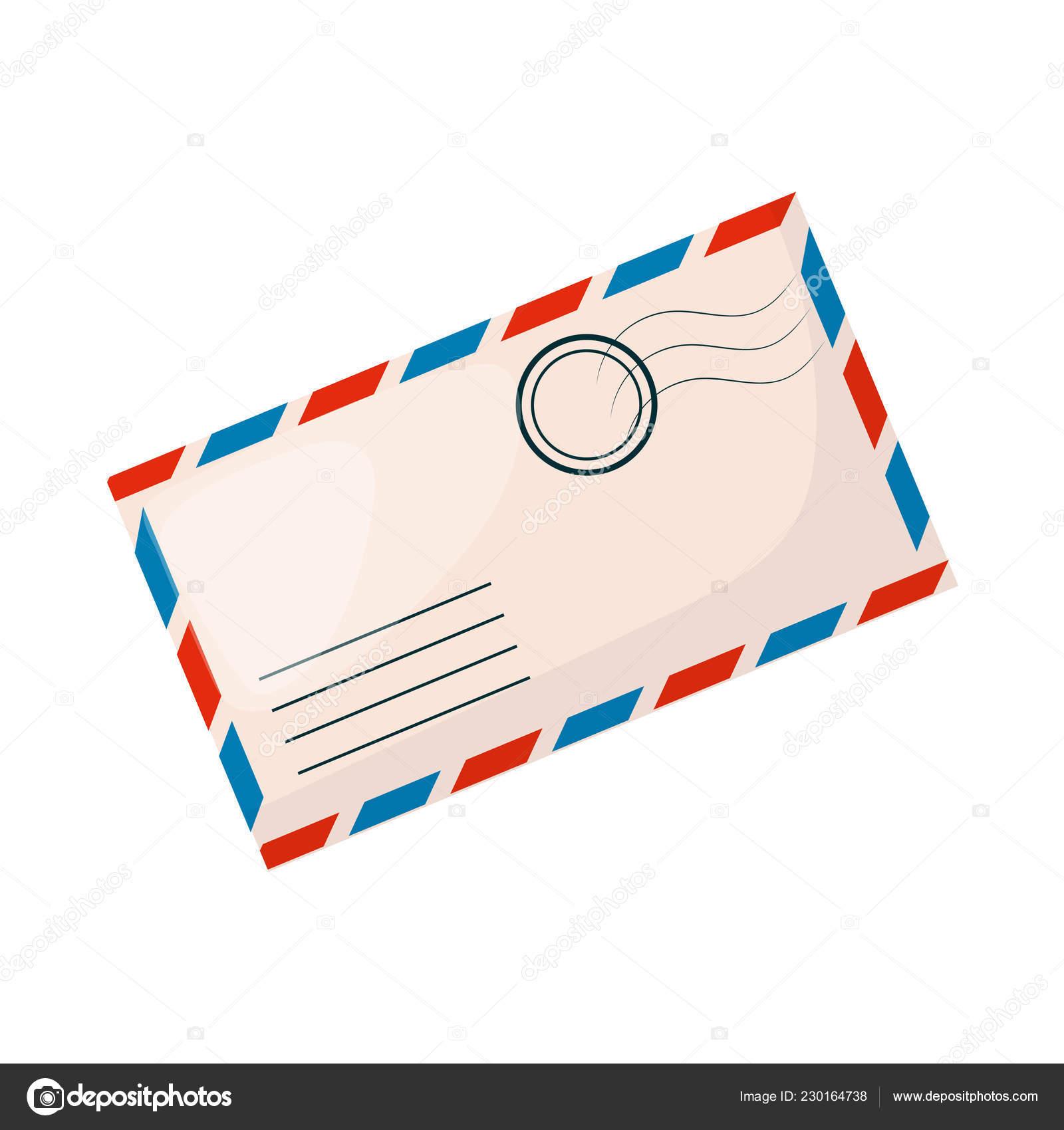 c442957776a9cf Entrega de documentos de papel de envelope de carta fechada de ...