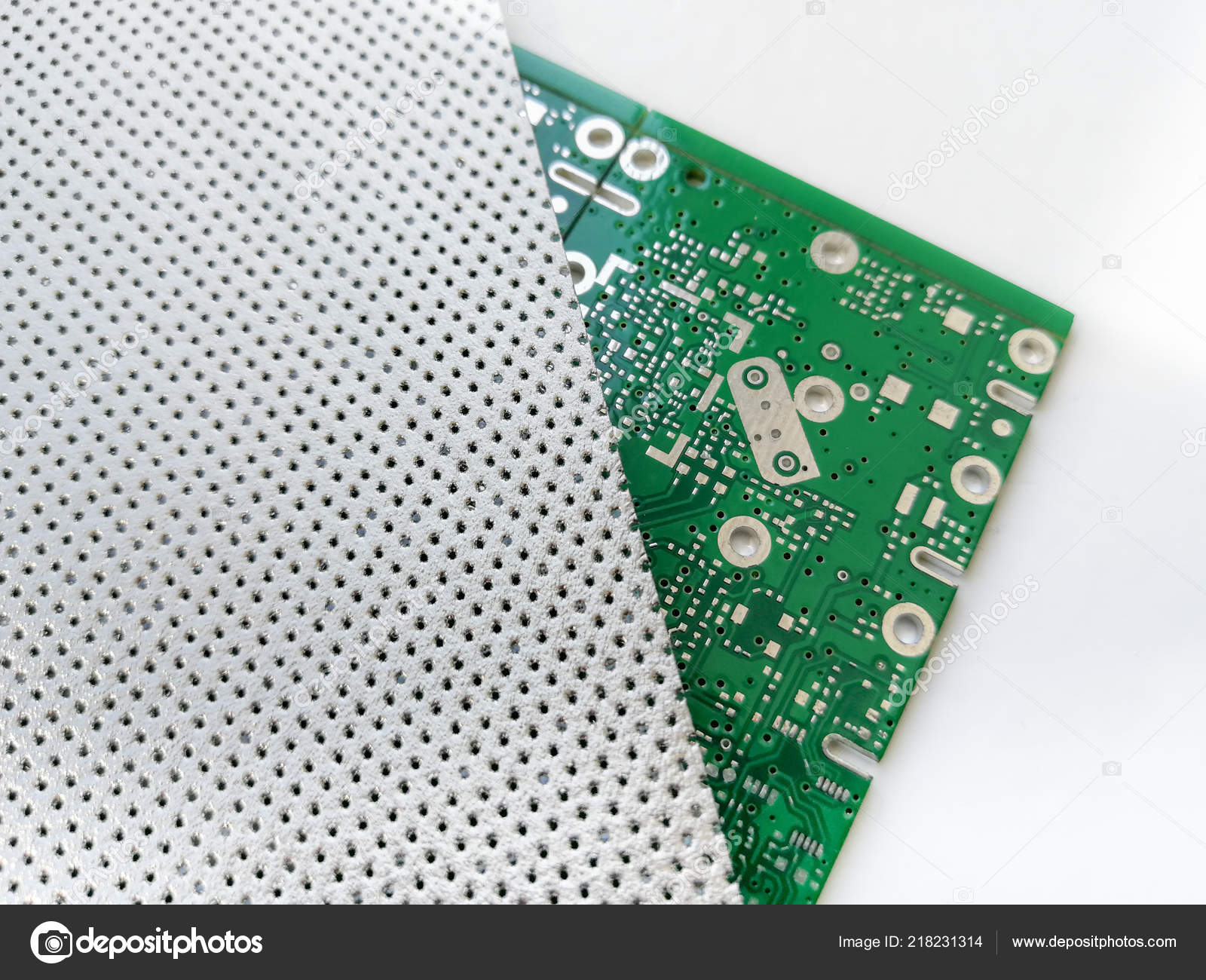 Special Purpose Electronic Pcb Shielding Material Electromagnetic
