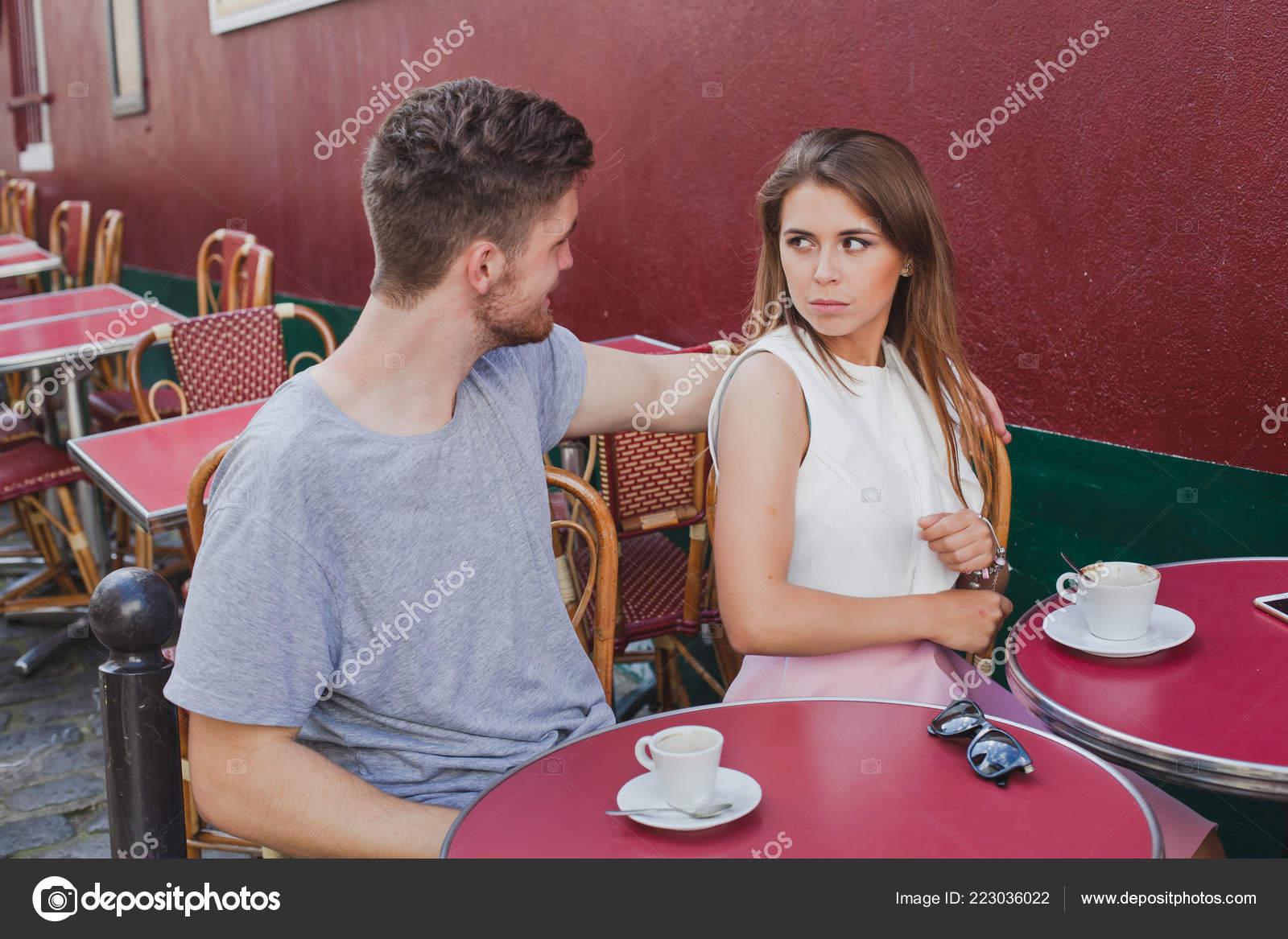 randění s krátkým chlapem