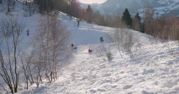 Winter Mountain Bob