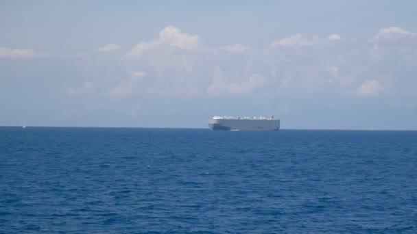 Nákladní loď Středozemní moře