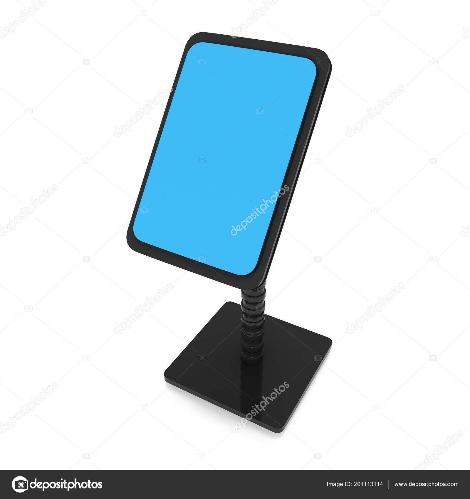 Trade Show Booth Lcd Screen Stand Stock Photo C Newb1 201113114