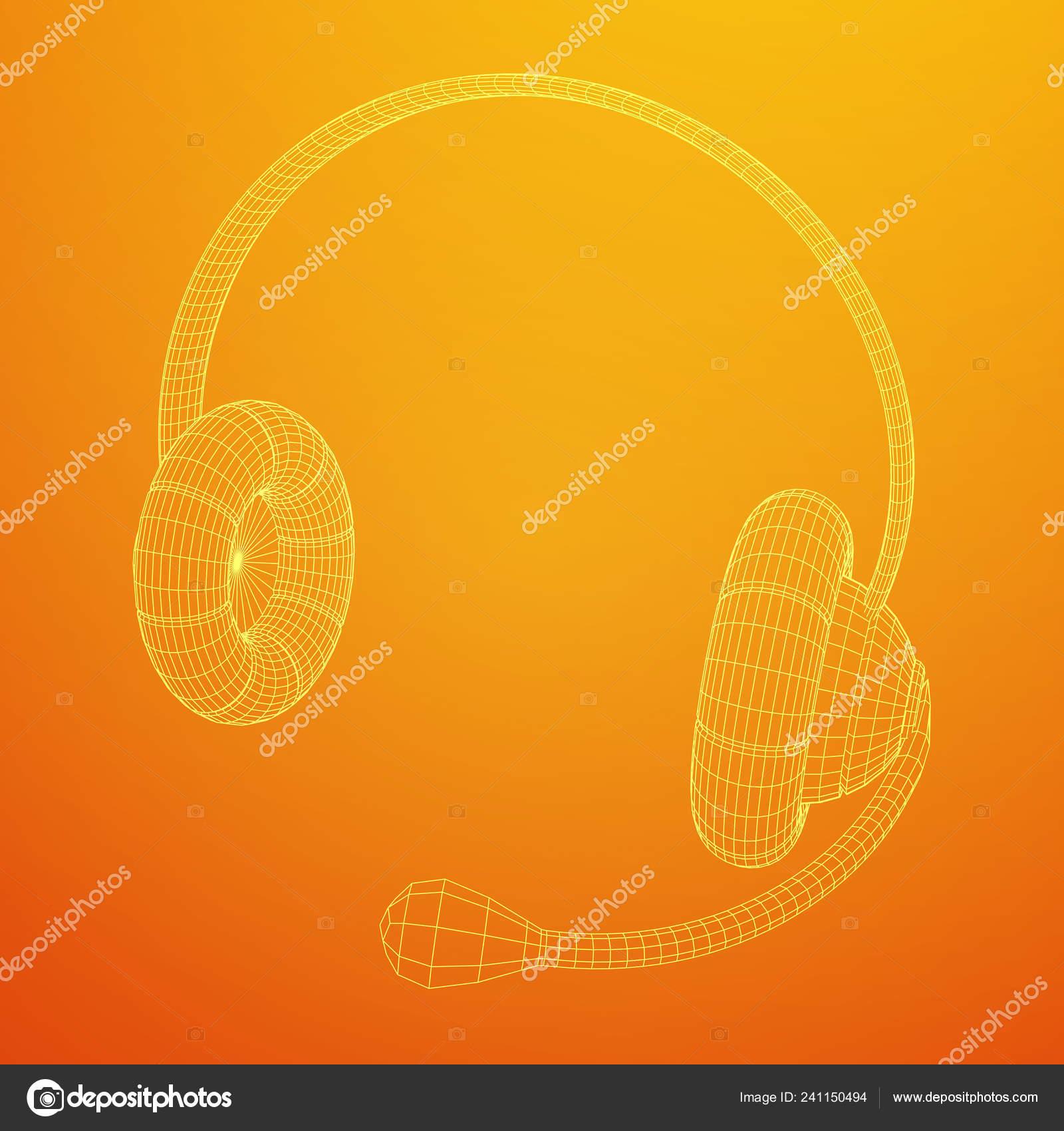 Auriculares O Audífonos Para Estructura Metálica De Soporte