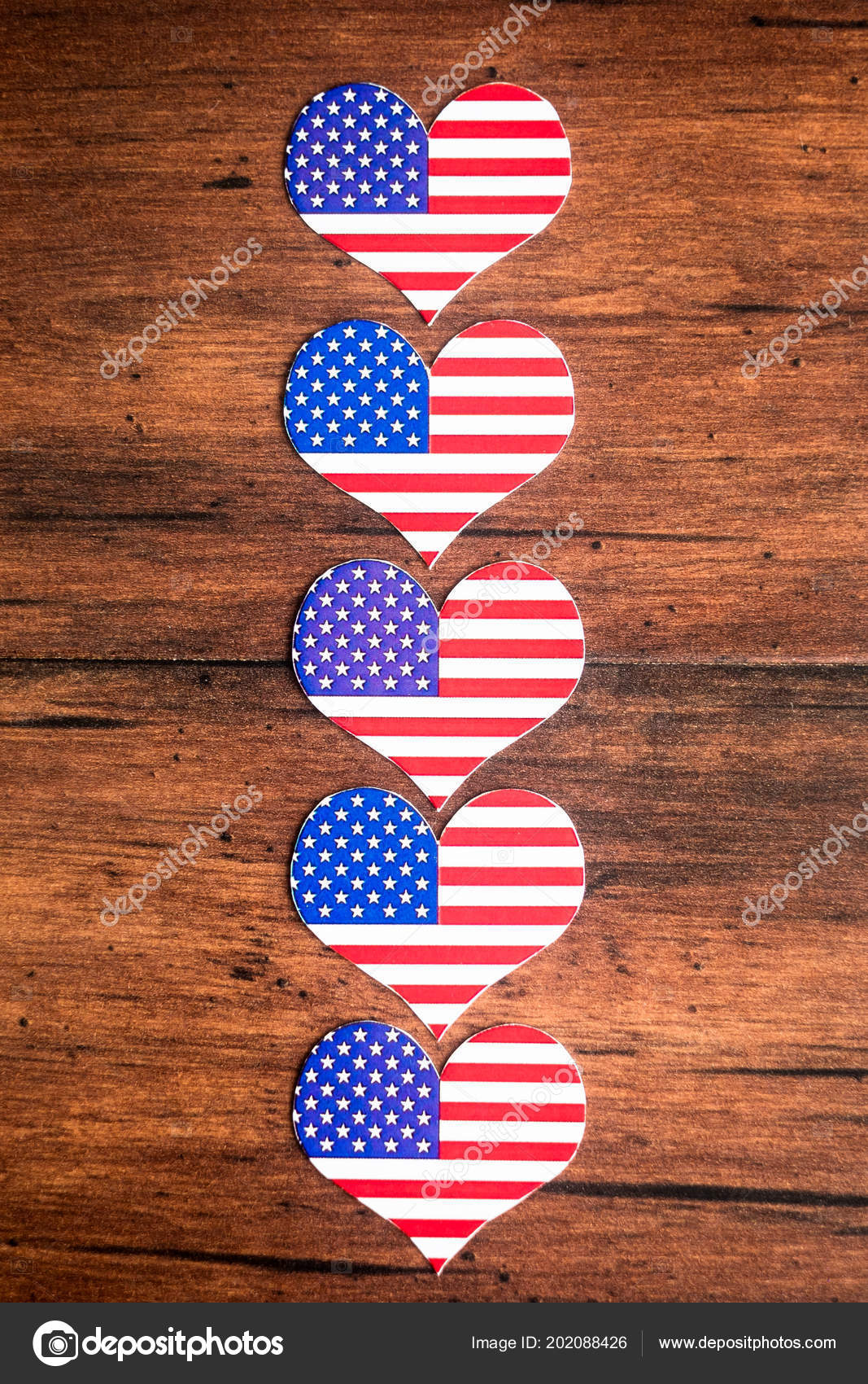 e0639594d74 American Independence Day Background Blue White Red Mixed Stars ...