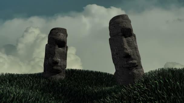 Húsvét-sziget koncepció, CGI