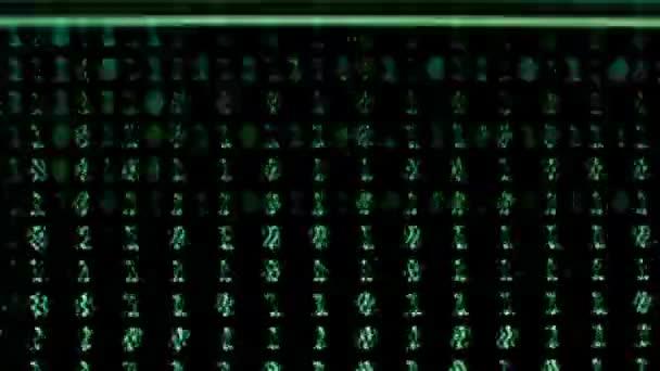 Numeri binari dati e informazioni di programmazione informatica