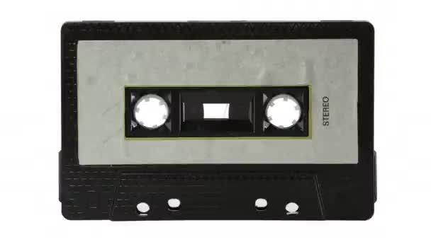 régi audio kazetták-ban egy retro magnó sorozata
