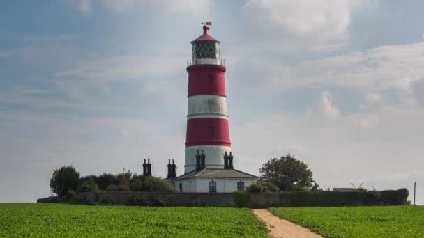 Leuchtturm an der Meeresküste