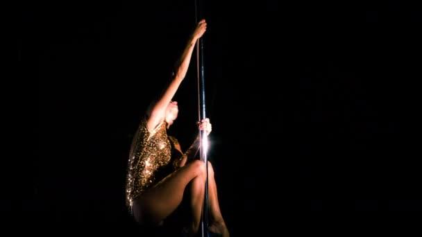 női rúd táncos