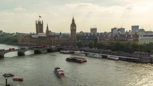 Londýnské Panorama z hor
