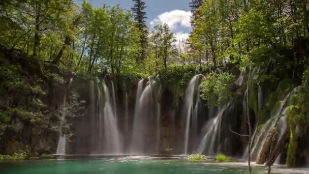 natural wonder of Plitvice lakes national park, croatia