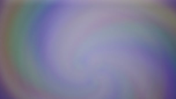 abstract blue rainbow spiral background