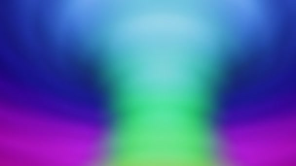violet and blue abstract rainbow spiral background