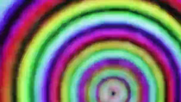 absztrakt színes rainbow spirál háttér