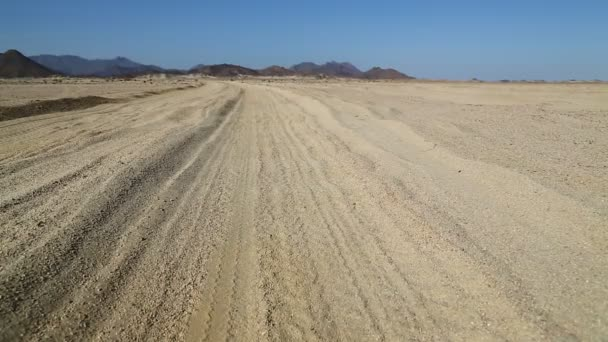 in middle of desert in Sudan, Africa