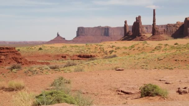 beautiful view of monument valley, usa