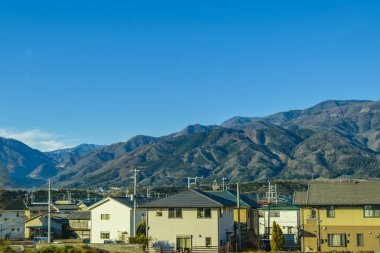 "Картина, постер, плакат, фотообои ""пейзаж в горах, япония санкт-петербург"", артикул 272421486"