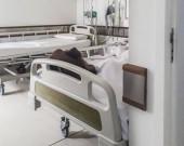 Üres kórház sürgősségi szoba