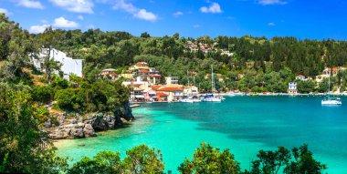 authentic Greece - beautiful Paxos. Ionian islands