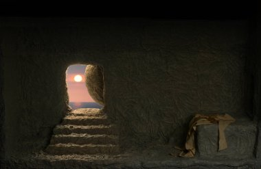 Jesus's empty tomb