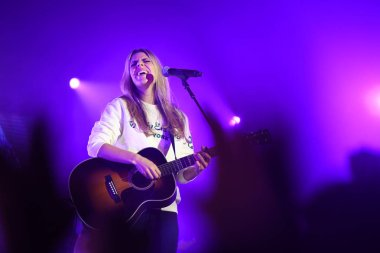 Hillsong Worship performing in Saint Louis Missouri on April 10t