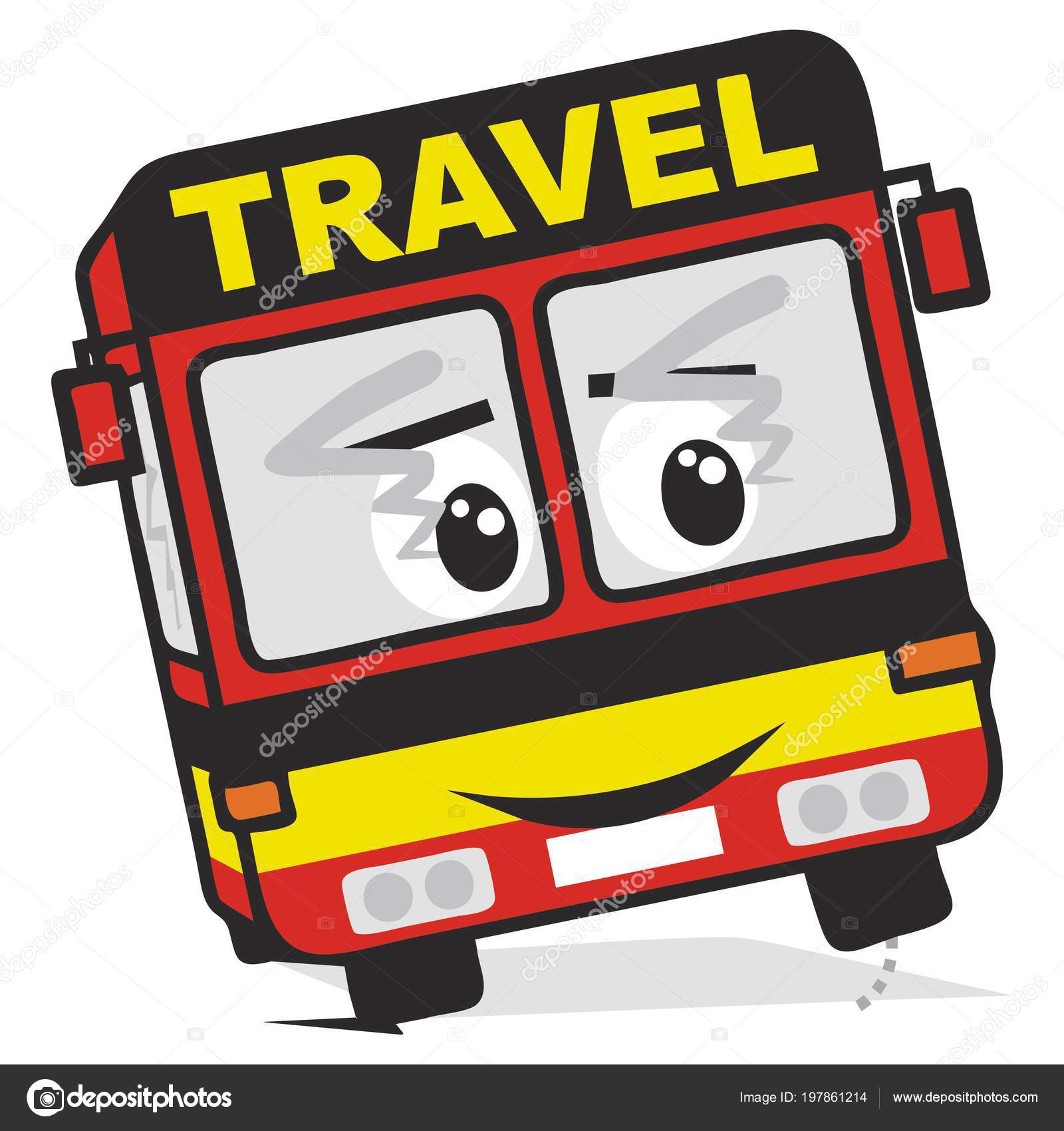 Autumn travel bus border png image_picture free download  401539367_lovepik.com