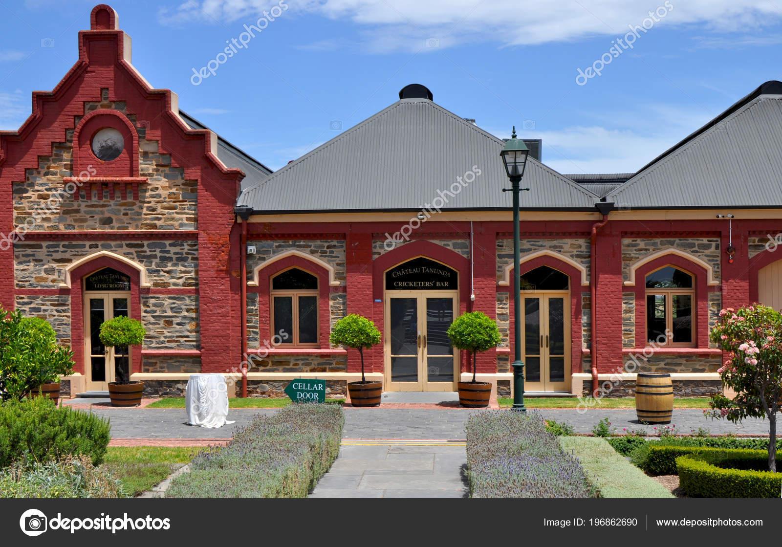 Australien Chateau Tanunda Keller Landwirtschaft Barossa Valley ...