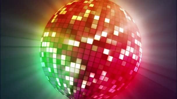 ball disco retro music club