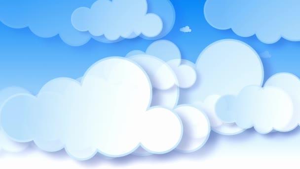 sen mraky děti kreslené