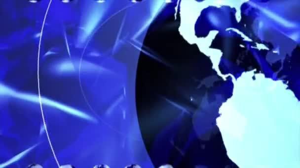 země světa svět pohyb