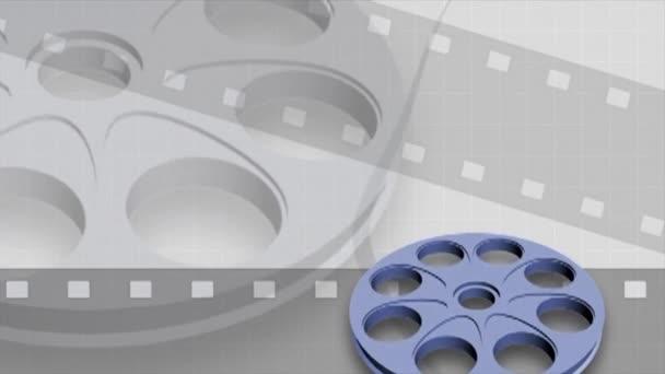 film strip reel camera
