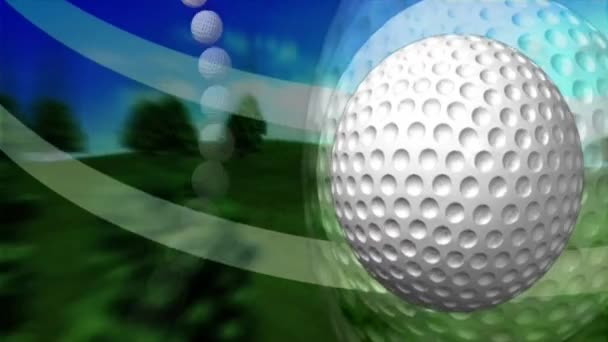 golf ball sport game