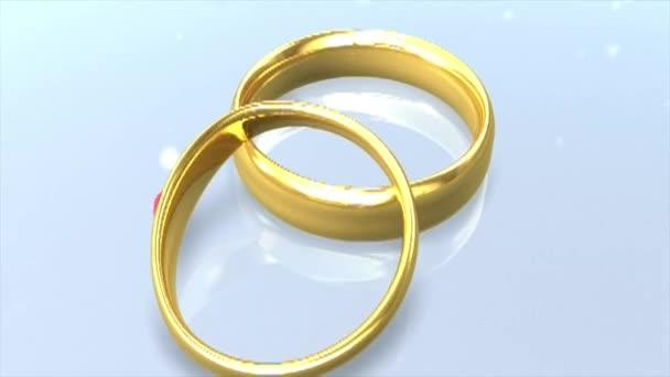 marriage rings gold love wedding