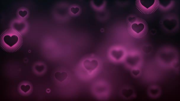 love romantic hearts valentine