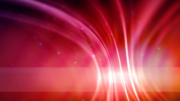 részecskék piros lámpák modern