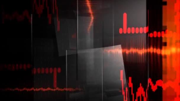 Waveform music amplitude audio