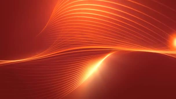 narancs Waves vonalak formák stroke