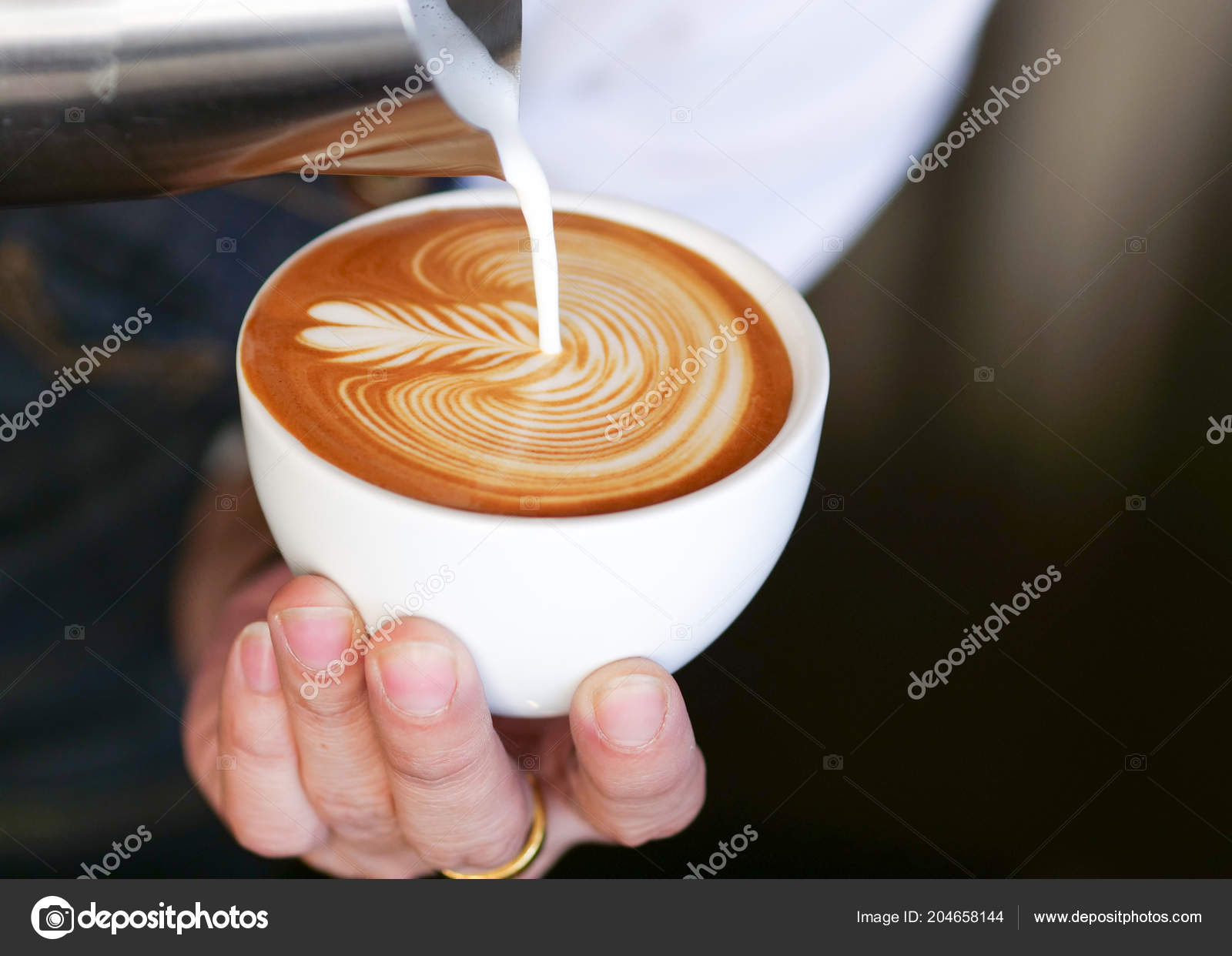 Как сделать чашку кофе фото 323