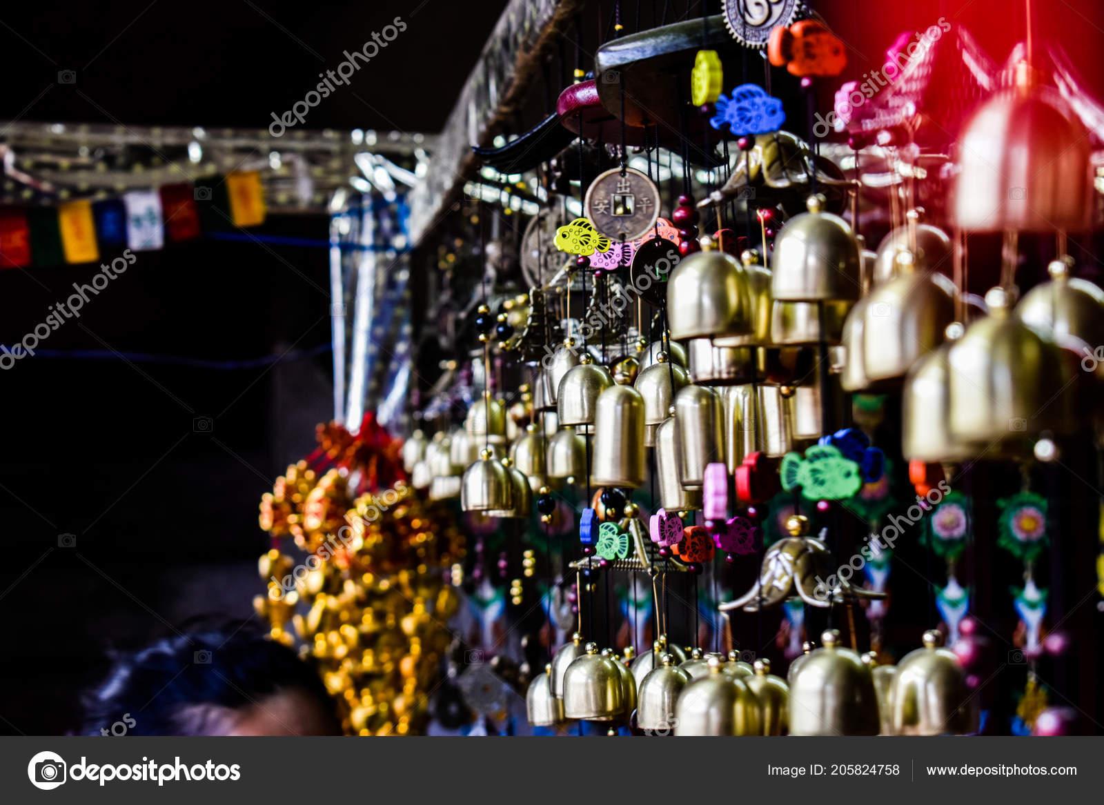 Handicrafts Sell Ghoom Monastery Stock Photo C Krishh8412 205824758