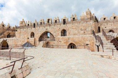 Walls of Ancient City, Jerusalem
