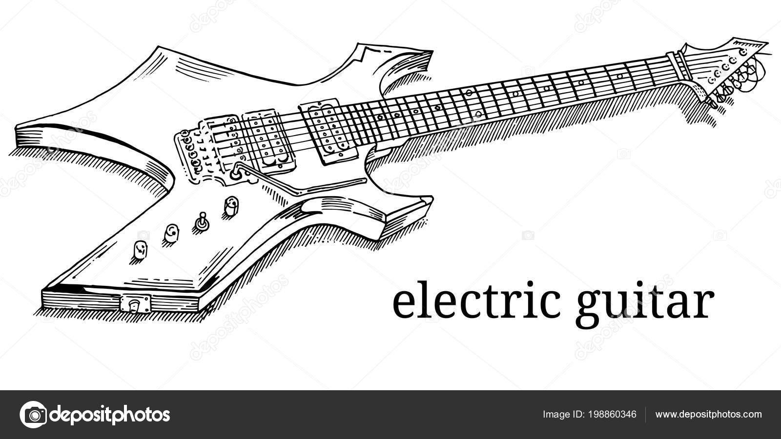 up liegen elektrische gitaar zeer fijne