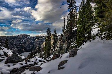 Wind River Mountain Range, Wyoming