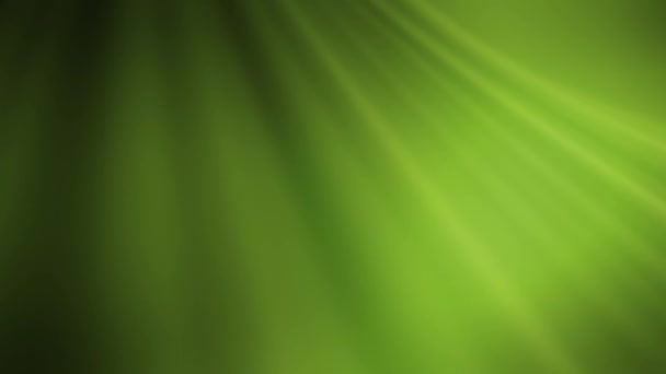 Green Fractal Abstract Background Loop